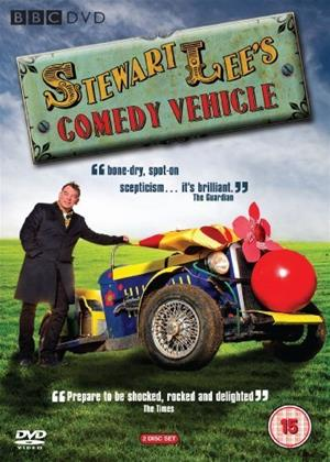 Rent Stewart Lee's Comedy Vehicle: Series 4 Online DVD Rental