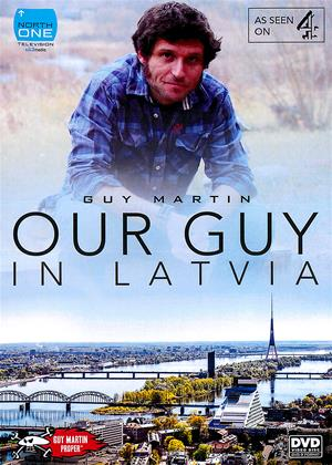 Guy Martin: Our Guy in Latvia Online DVD Rental