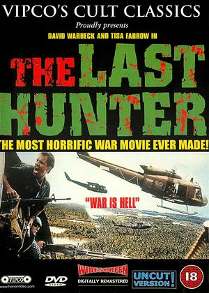 Rent The Last Hunter (aka L'ultimo cacciatore / Hunter of the Apocalypse) Online DVD Rental