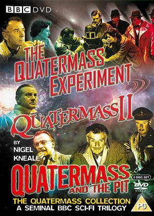 Rent Quatermass 2 (aka Quatermass II) Online DVD Rental