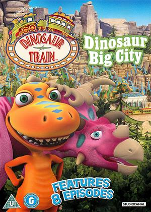 Rent Dinosaur Train: Dinosaur Big City Online DVD Rental