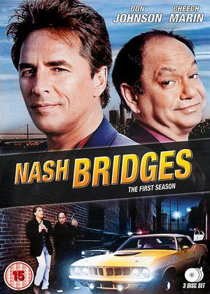 Rent Nash Bridges: Series 1 Online DVD Rental