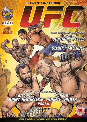 Rent UFC 181: John Hendricks vs. Robbie Lawler (Part 2) (aka Ultimate Fighting Championship: 181: Hendrick vs. Lawler 2) Online DVD Rental