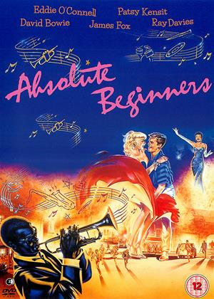 Rent Absolute Beginners Online DVD Rental