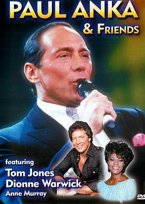 Rent Paul Anka and Friends Online DVD Rental