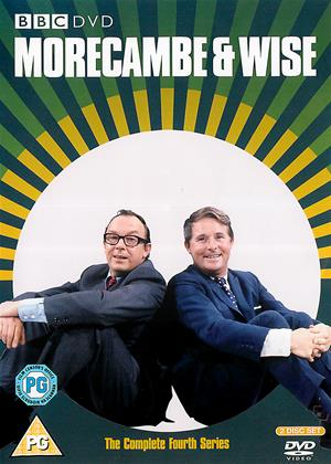 Rent Morecambe and Wise: Series 4 Online DVD Rental