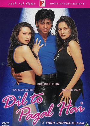 Rent The Heart is Crazy (aka Dil To Pagal Hai) Online DVD Rental