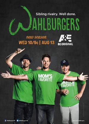 Rent Wahlburgers: Series 4 Online DVD & Blu-ray Rental