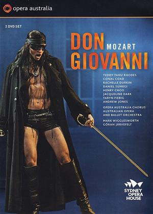 Rent Don Giovanni: Opera Australia (Wigglesworth) Online DVD & Blu-ray Rental