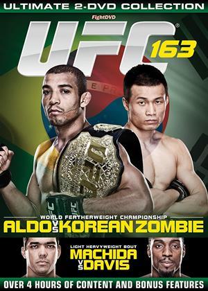 Rent UFC: 163: Aldo vs. Korean Zombie (aka Ultimate Fighting Championship: 163: Aldo vs. Korean Zombie) Online DVD Rental