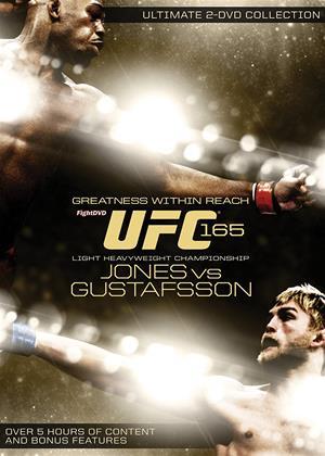 Rent UFC: 165: Jones vs. Gustafsson (aka Ultimate Fighting Championship: 165: Jones vs. Gustafsson) Online DVD Rental