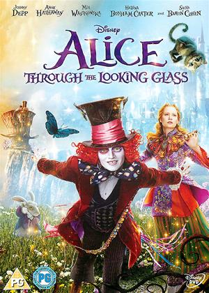 Rent Alice Through the Looking Glass Online DVD & Blu-ray Rental