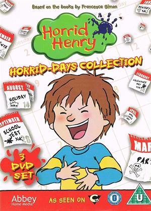 Rent Horrid Henry: Horrid Days Collection Online DVD Rental