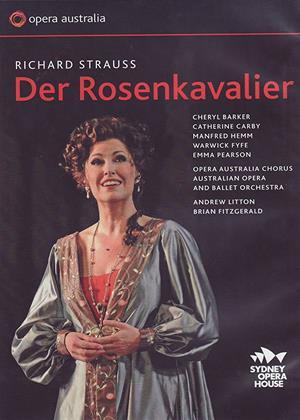 Rent Der Rosenkavalier: Sydney Opera House (Andrew Litton) (aka The Cavalier of The Rose) Online DVD Rental