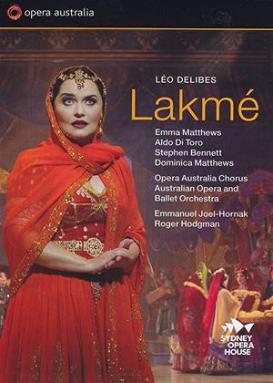 Rent Lakmé: Opera Australia (Emmanuel Joel-Hornak) Online DVD & Blu-ray Rental