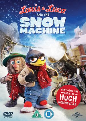 Rent Louis and Luca and the Snow Machine Online DVD Rental