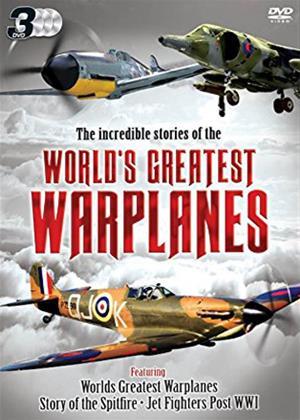 Rent World's Greatest Warplanes Online DVD Rental