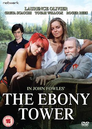 Rent The Ebony Tower Online DVD Rental