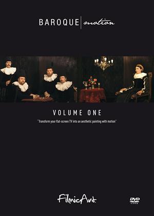 Rent Baroque Motion: Vol.1 Online DVD Rental