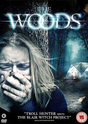 Rent The Woods (aka Bigfoot Trail) Online DVD Rental