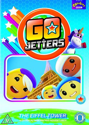 Rent Go Jetters: The Eiffel Tower and Other Adventures Online DVD Rental