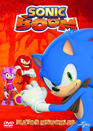 Rent Sonic Boom: Vol.3: Mayor Knuckles Online DVD Rental