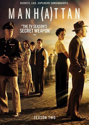 Rent Manhattan: Series 2 Online DVD Rental