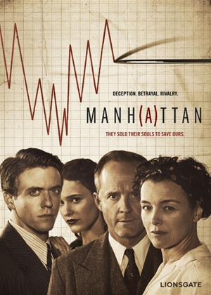 Rent Manhattan: Series 1 Online DVD Rental