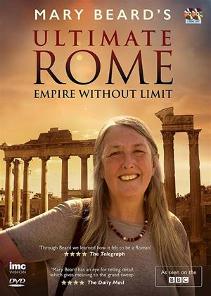 Rent Ultimate Rome: Empire Without Limit (aka Mary Beard's Ultimate Rome: Empire Without Limit) Online DVD Rental