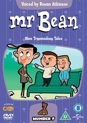 Rent Mr Bean: The Animated Series: Vol.7 Online DVD Rental