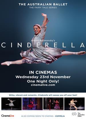 Rent Cinderella: Australian Ballet: Fairy Tale Series Online DVD Rental