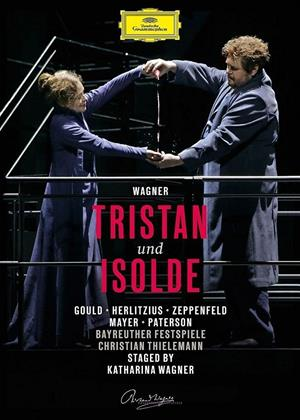 Rent Tristan and Isolde: Bayreuther Festspiele (Christian Thielemann) (aka Tristan Und Isolde: Bayreuther Festspiele (Thielemann)) Online DVD Rental