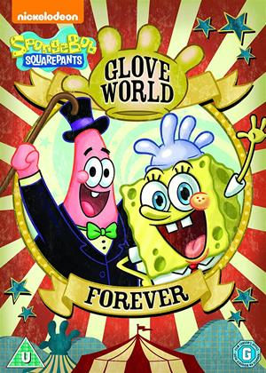 Rent SpongeBob SquarePants: Glove World Forever Online DVD Rental