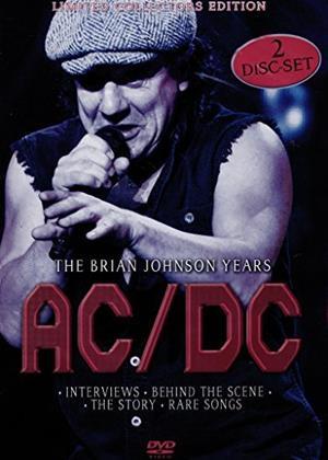 Rent AC/DC: The Brian Johnson Years Online DVD Rental