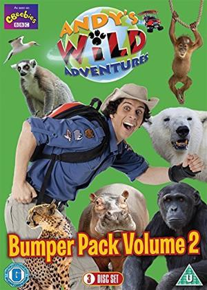 Rent Andy's Wild Adventures: Vol.2 Online DVD Rental