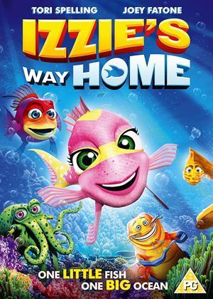 Rent Izzie's Way Home Online DVD Rental