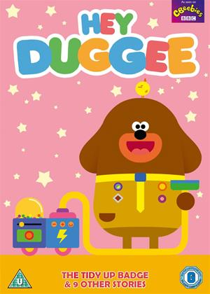 Rent Hey Duggee: The Tidy Up Badge and Other Stories Online DVD Rental