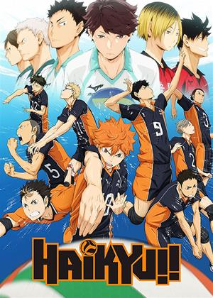 Rent Haikyu!!: Series 2 Online DVD & Blu-ray Rental