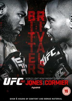 Rent UFC: 182: Jones vs. Cormier (aka Ultimate Fighting Championship: 182: Jones vs. Cormier) Online DVD Rental