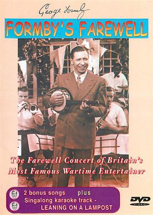 Rent George Formby: Formby's Farewell Online DVD Rental