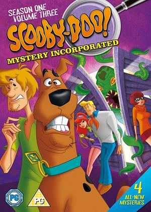 Rent Scooby-Doo!: Mystery Incorporated: Vol.3 Online DVD Rental