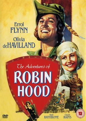 The Adventures of Robin Hood Online DVD Rental