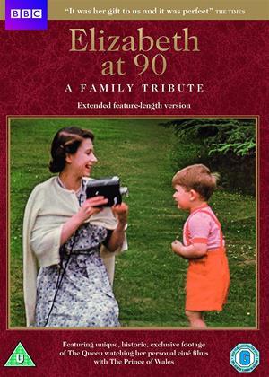 Rent Elizabeth at 90: A Family Tribute Online DVD Rental