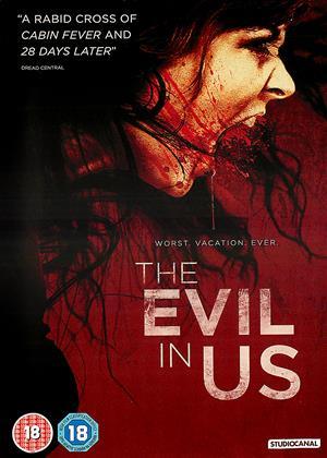Rent The Evil in Us Online DVD Rental