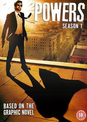 Rent Powers: Series 1 Online DVD & Blu-ray Rental