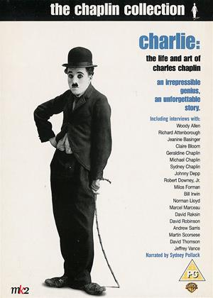 Rent Charlie: The Life and Art of Charles Chaplin Online DVD Rental