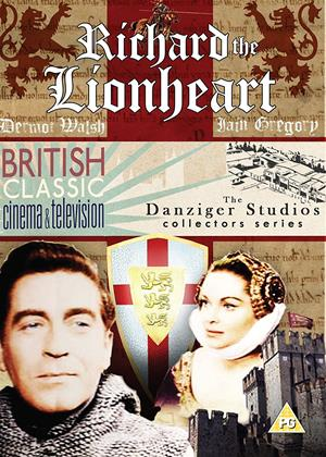 Rent RIchard the Lionheart Online DVD Rental