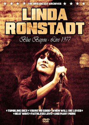 Rent Linda Ronstadt: Blue Bayou: Live 1977 Online DVD & Blu-ray Rental