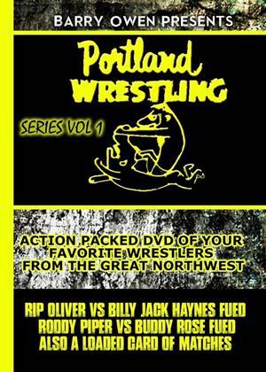 Rent Barry Owen Presents Portland Wrestling: Vol.1 Online DVD Rental