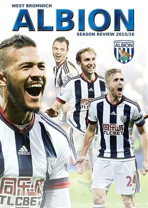 Rent West Bromwich Albion: Season Review 2015/2016 Online DVD Rental